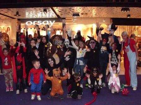 Halloween kids party!