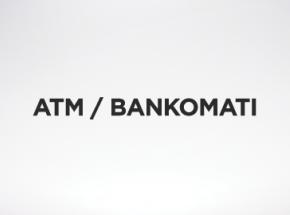 Bankomati / ATM's