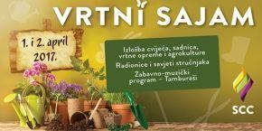 Garden Fair in Sarajevo City Center