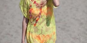Live colors, modern patterns and seductive details