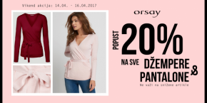 Orsay: Weekend action