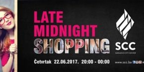 Late Midnight Shopping