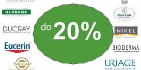 Up to 20% discount in Pharmacia