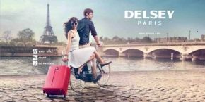 Stylos: Discount 30% on Delsey collection