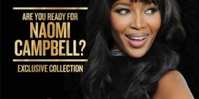 STAR COLLECTION: NAOMI CAMPBELL DESIGNS FOR TOM TAILOR