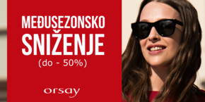 Orsay: New sale