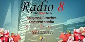 Radio 8: Open studio
