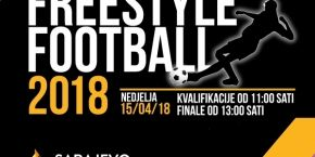 SCC Freestyle Football takmičenje