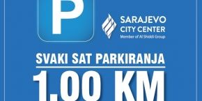 New parking prices!