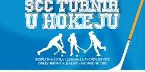 SCC hockey tournament