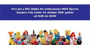 Exhibition of PEZ figurines in SCC!