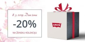 LEVI's celebrates Women's Day