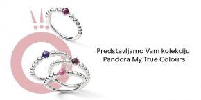 Your Pandora colors