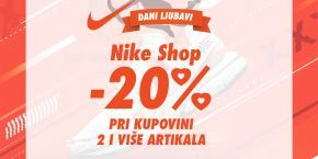 Days of Love at Nike Store!